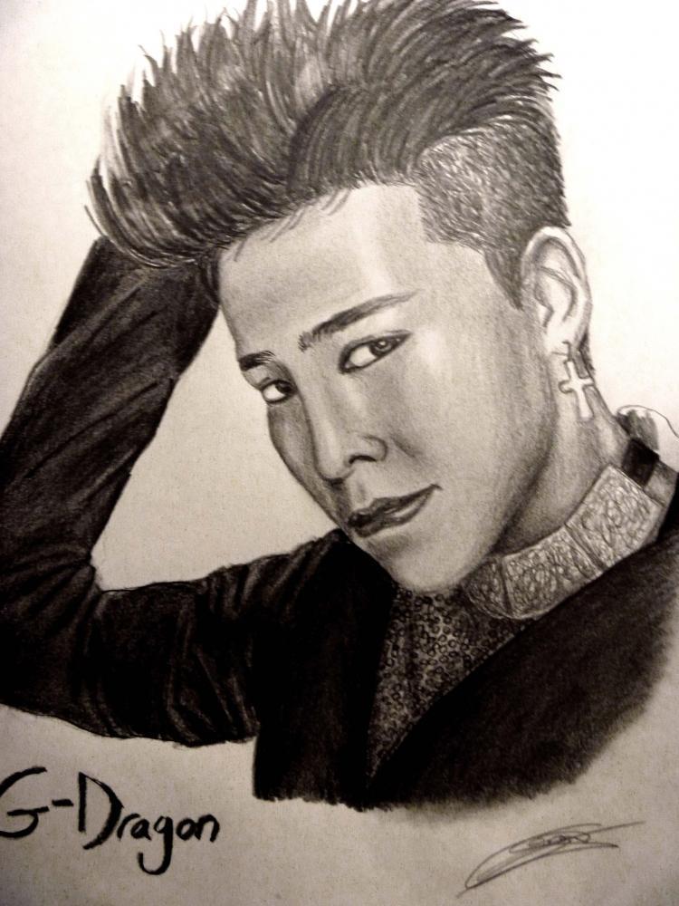 G-Dragon por saray